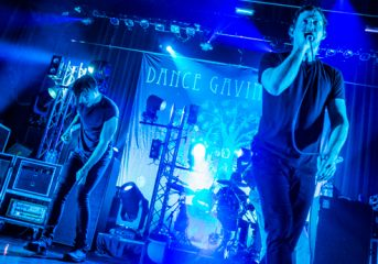 Dance Gavin Dance leads lineup of contrasting blends at The Regency