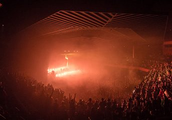 REVIEW: The Chemical Brothers close out their tour at Bill Graham Civic