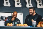 Adam Richman, Too $hort, Too Short