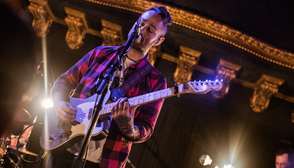 PHOTOS: American Football projects introspective tone at GAMH