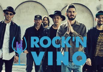 """Rock'N Vino: Linkin Park's Dave """"Phoenix"""" Farrell finds a passion in wine country"""