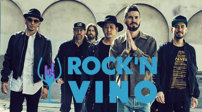 "Rock'N Vino: Linkin Park's Dave ""Phoenix"" Farrell finds a passion in wine country"