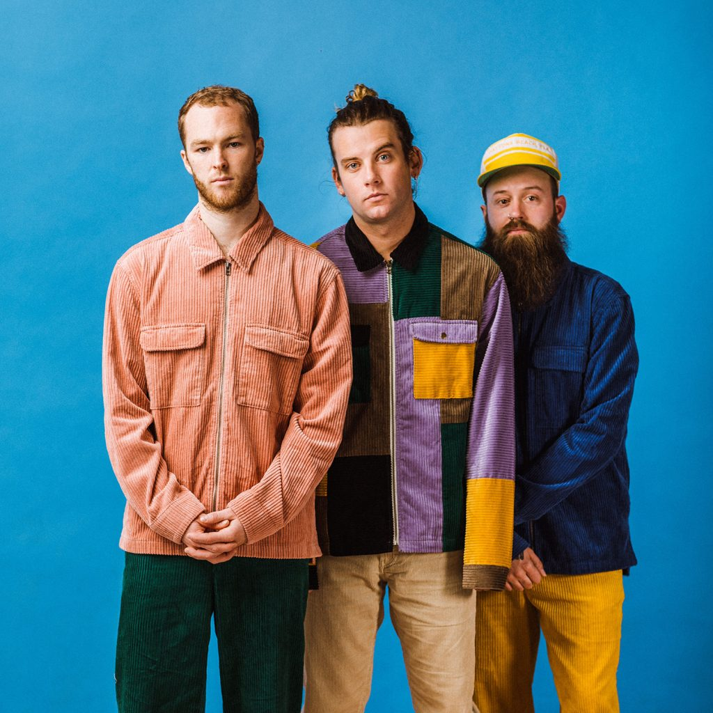 Judah & the Lion, Judah and the Lion, Judah Akers, Nate Zuercher, Brian Macdonald