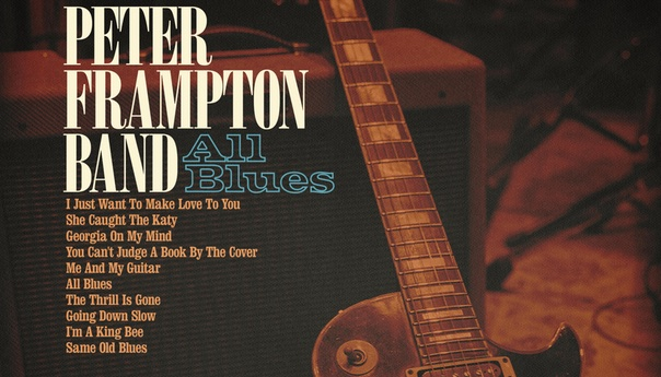 ALBUM REVIEW: Peter Frampton rejuvenates the classics on 'All Blues'