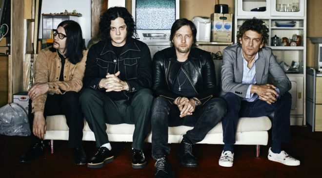 ALBUM REVIEW: Jack White and The Raconteurs fill out their sound on 'Help Us Stranger'