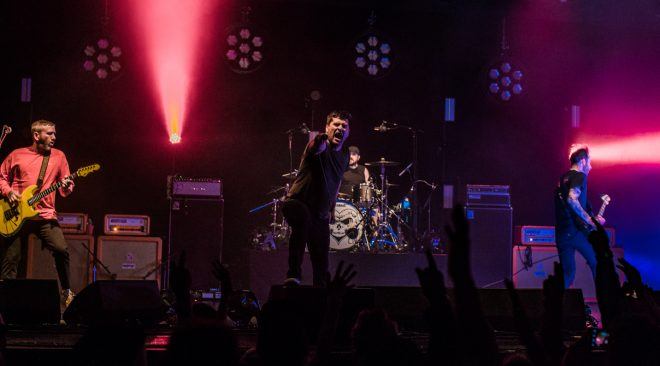 PHOTOS: Alexisonfire reconnects at Los Angeles reunion show