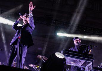 PHOTOS: Chromeo creates an electro-funk symbiosis at the Greek Theatre