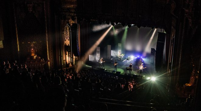 PHOTOS: Local Natives bring atmospheric soundscapes to the Fox Theater