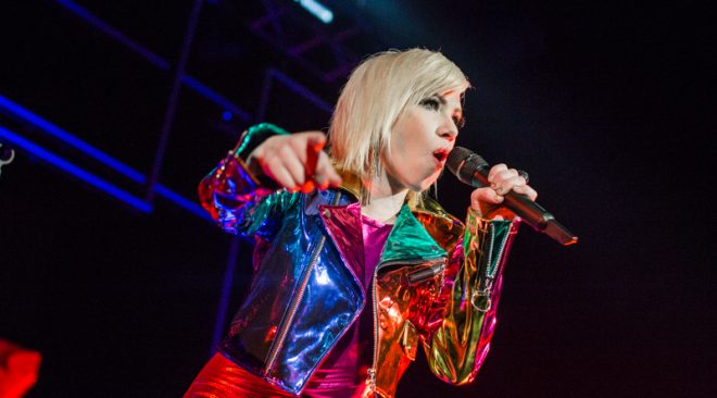 REVIEW: Carly Rae Jepsen flush with Pride, full of steam at Bill Graham Civic