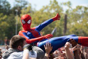 Warped Tour, Spiderman