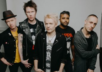 ALBUM REVIEW: Sum 41 doesn't mince words on ferocious, politically charged 'Order In Decline'