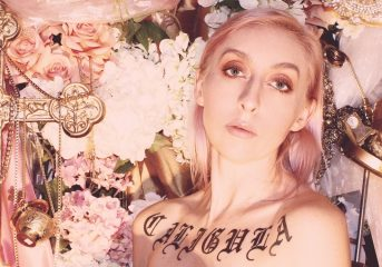 ALBUM REVIEW: Lingua Ignota reaches tortured sublimity with 'Caligula'