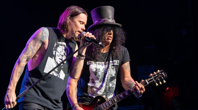 SLIDESHOW: Slash featuring Myles Kennedy and the Conspirators, Dirty Honey at The Warfield