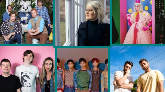 Tuesday Tracks: Your Weekly New Music Discovery – July 16