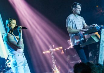 PHOTOS: Tycho forecasts a new 'Weather' at Independent album release show