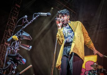 REVIEW: Young the Giant, Fitz and the Tantrums bring tour to penultimate stop in Berkeley