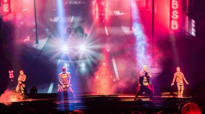 REVIEW: Backstreet Boys push beyond nostalgia at SAP Center