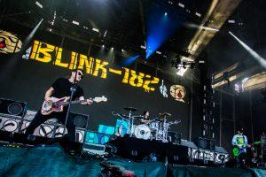 Blink 182, Matt Skiba, Alkaline Trio, Mark Hoppus, Travis Barker