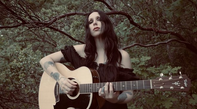ALBUM REVIEW: Chelsea Wolfe reinterprets her roots on 'The Birth of Violence'