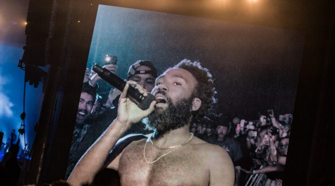 Donald Glover streams new album of soulful R&B