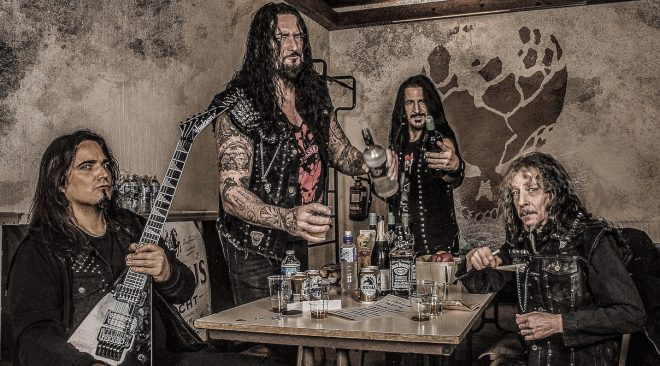 ALBUM REVIEW: Destruction grinds old gears on 'Born to Perish'