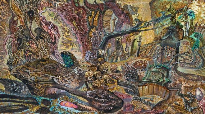 ALBUM REVIEW: Gatecreeper reprises decimating death metal on 'Deserted'