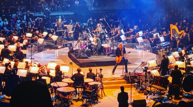 REVIEW: Metallica and San Francisco Symphony hit the lights on Chase Center