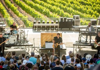 Death Cab For Cutie wears its emotions at Sonoma Harvest Music Festival