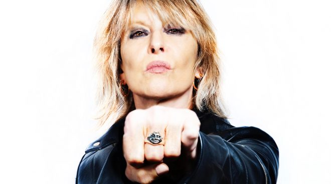 Chrissie Hynde plays Sinatra, Coltrane and a former beau on new jazz record