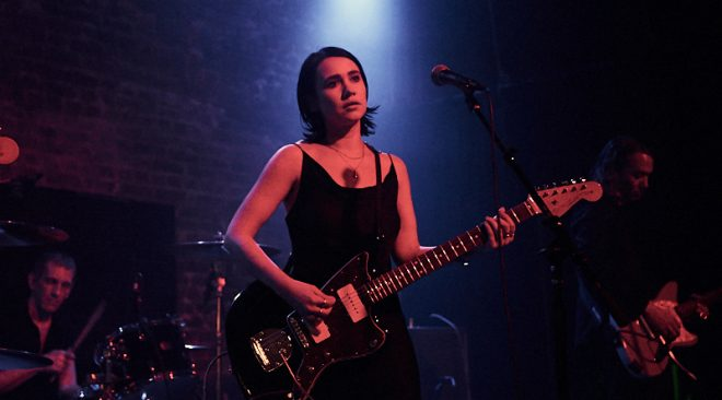 SLIDESHOW: Laura Carbone at the Hi Hat in Los Angeles