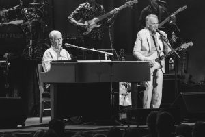 Brian Wilson, The Beach Boys, Al Jardine, Blondie Chaplin