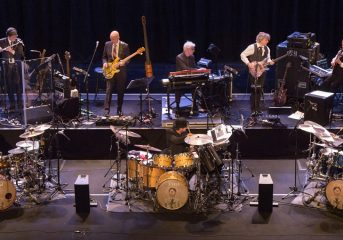 REVIEW: King Crimson strong and precise at Concord Pavilion tour stop