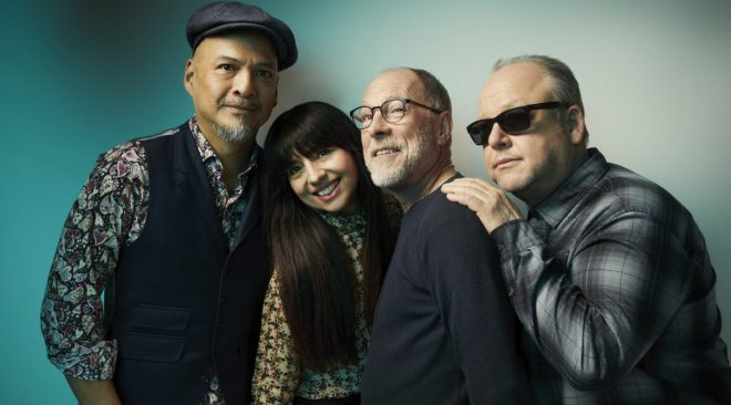 ALBUM REVIEW: Pixies lurch forward on 'Beneath the Eyrie'