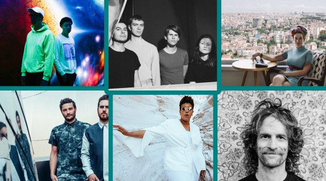 Tuesday Tracks: Your Weekly New Music Discovery – Oct. 1