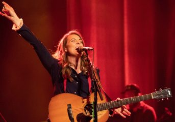 Brandi Carlile plays hype gal for Courtney Marie Andrews, others this fall