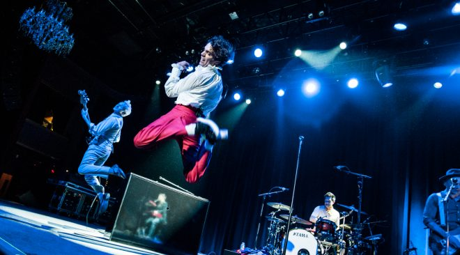 SLIDESHOW: MIKA and Kiesza play new songs, new arrangements at the Fillmore