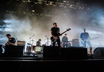 Review: Explosions in the Sky bring 'cinematic rock' to GAMH