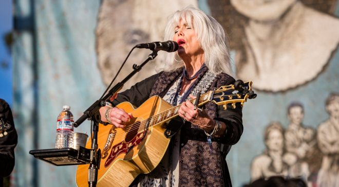 Hardly Strictly Bluegrass: Emmylou Harris, Judy Collins sharp on final day