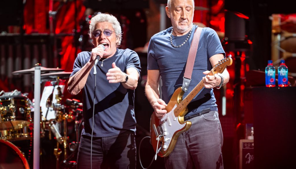 The Who, Roger Daltrey, Pete Townshend