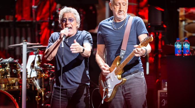 REVIEW: The Who combine ambition and style at Chase Center