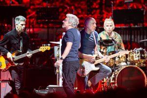 The Who, Pete Townshend, Roger Daltrey, Zak Starkey