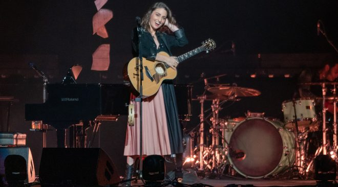 REVIEW: Sara Bareilles shines 'Amidst the Chaos' at 'hometown' Chase Center show