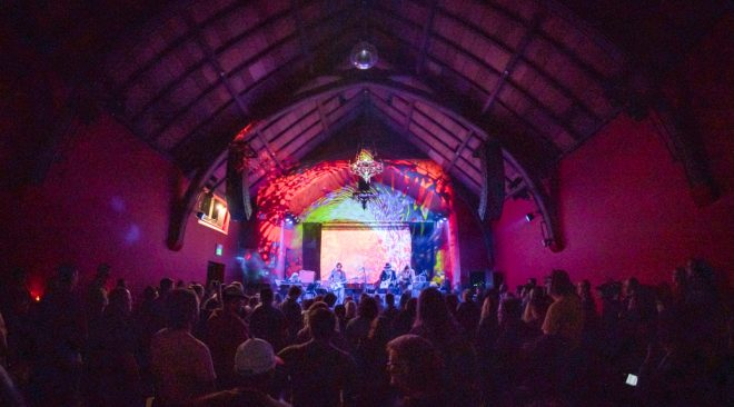 REVIEW: The Chapel celebrates 50 years of the Grateful Dead's 'Aoxomoxoa'