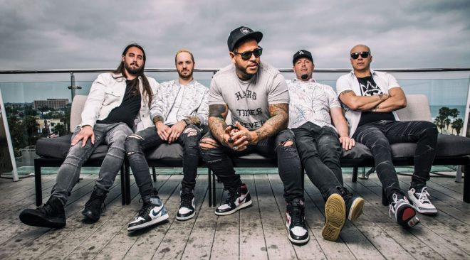 Bad Wolves not worried about following up hit cover with 'N.A.T.I.O.N.'