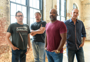 ALBUM REVIEW: Hootie & the Blowfish bring the love on 'Imperfect Circle'
