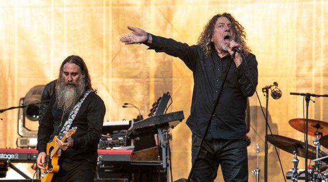 Hardly Strictly Bluegrass: Robert Plant, New Pornos, Margo Price shine on day 2
