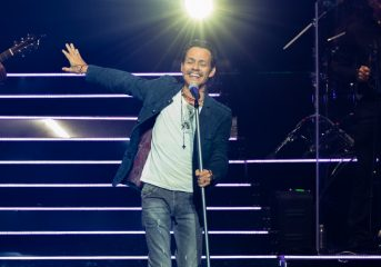 REVIEW: Marc Anthony spices up Chase Center with salsa-infused energy