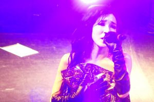 Tiffany Young, Girls' Generation, Magnetic Moon
