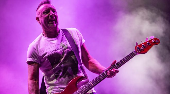 Interview: Peter Hook shares Joy Division memories, tours 'Technique' & 'Republic'