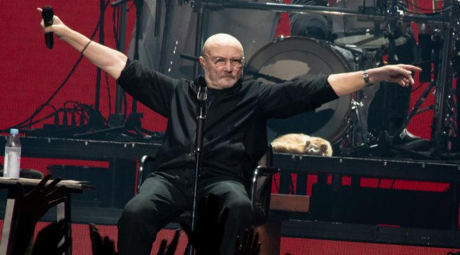 REVIEW: Phil Collins gets it done despite showing his age at Chase Center